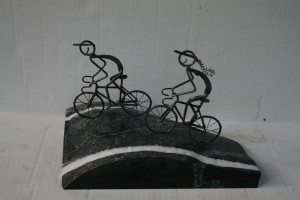 Bike Sculptures